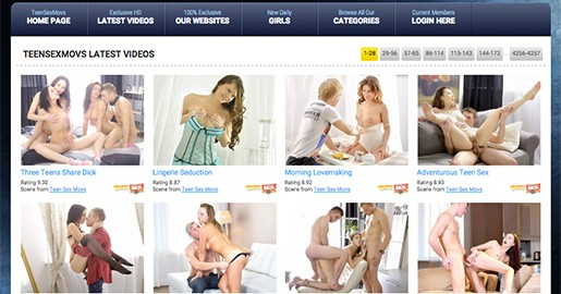 Most popular adorable xxx website to access exclusive porn
