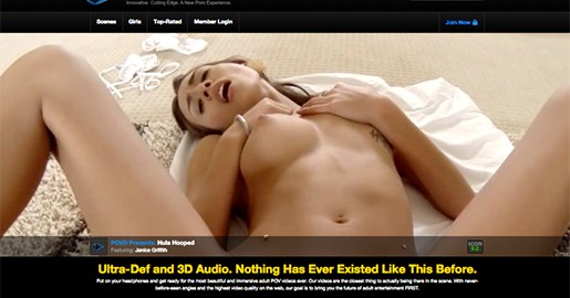 Best membership xxx site providing awesome point of view porn category