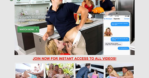 Best pay adult site offering great mix of the neighborhood stepmoms and older stepdads videos
