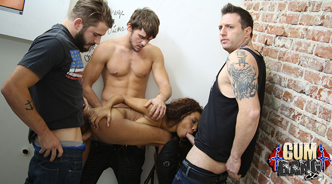 great gangbang adult site featuring awesome wild HD porn videos