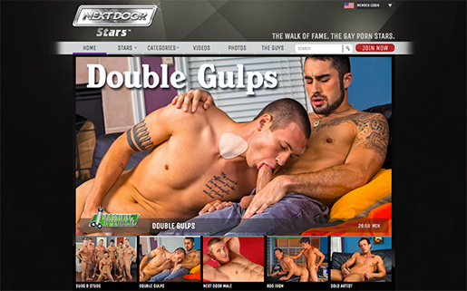 One of the top membership adult websites to access awesome male pornstars material