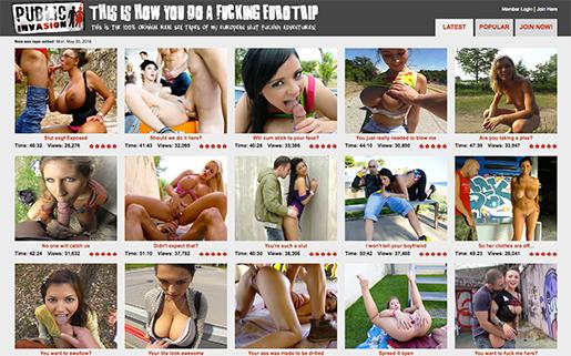 Most popular premium porn website to enjoy European adventures