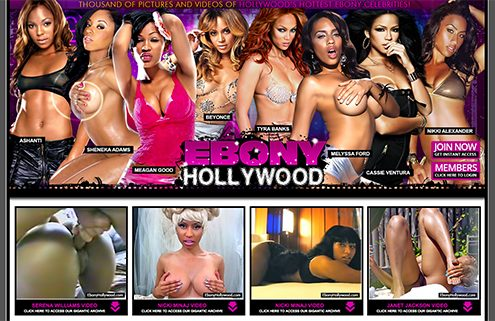 best ebony porn websites