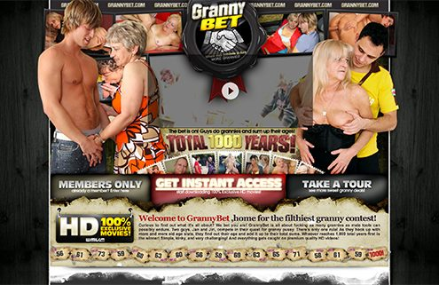 definitely the most popular premium adult site to get class-A mature porn scenes
