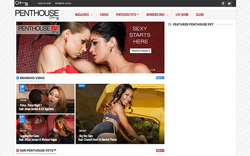 the nicest premium porn site if you want penthouse magazine material