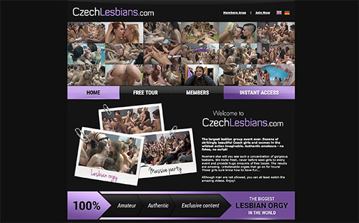 among the most worthy lesbian porn sites if you want czech sex parties