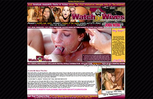 one of the most worthy milf porn sites to access some housewives material