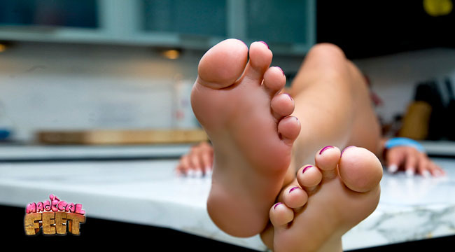 most popular feet porn site to have fun with some fine footjob adult material
