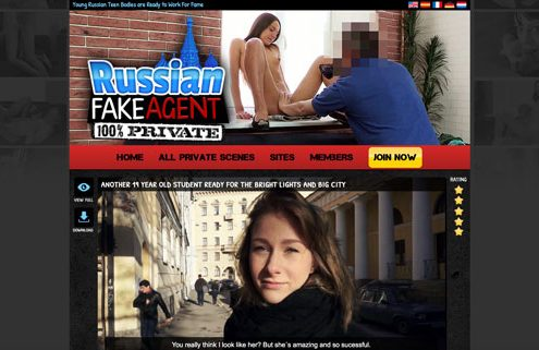 the greatest casting porn website with gorgeous chicks from russia