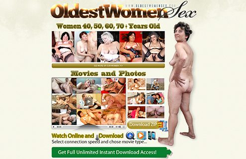 top mature xxx website to get good granny scenes