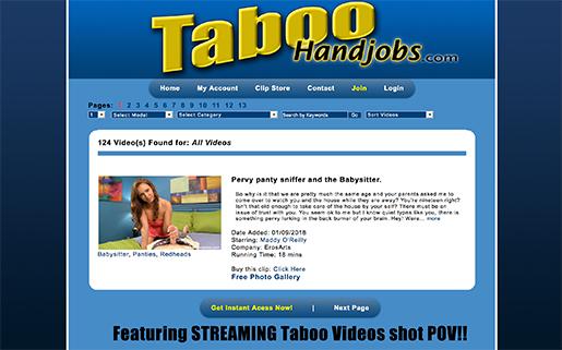 top xxx website from various categories dedicated to handjobs