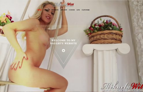 one of the most exciting ppornstar adult websites to access the hot world of mikaela witt